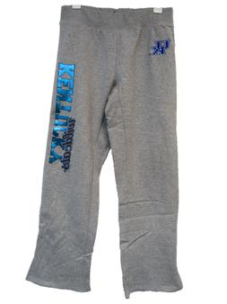 Soffe Athletic Wear Women Bottom, Sweat Pants/Kentucky