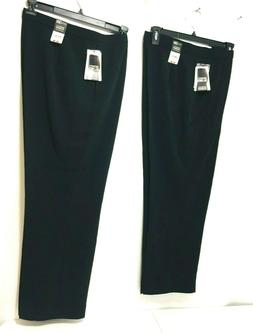 New East 5th Women Black Business Dress Pants,Size 18W or 18
