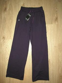 TESLA~NWT  Womens Purple Athletic Sports Pants ~ Size XS  Ne