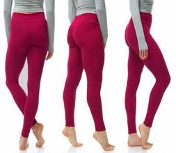 LMB Women's Extra Soft Leggings with High Yoga Waist Pants